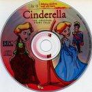 Discis: Cinderella The Original Fairy Tale (Ages 3-8) CD-ROM Windows- NEW in SLV