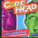 Code Head: Calculated Risk (Ages 10+) PC-CD for Windows - NEW in SLV