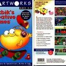 Bukbik's Creative Games (Ages 3-7) CD-ROM for Windows - NEW in SLV