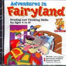 Adventures in Fairyland (Ages 4-8) CD-ROM for PC - NEW in SLEEVE