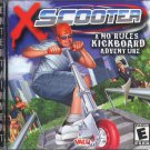 X SCOOTER PC CD-ROM for Windows 95/98/ME - NEW in SLV