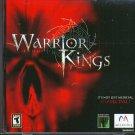 Warrior Kings PC CD-ROM for Windows 95/98/ME/2000/XP - NEW in SLV