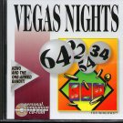 Vegas Nights CD-ROM for Windows 3.1/95/98 - NEW in SLEEVE