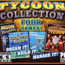TYCOON COLLECTION PC CD-ROM for Windows XP/Vista - NEW in JC
