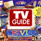 TV Guide TRIVIA CD-ROM for Win98/ME/XP/2K - NEW in SLEEVE