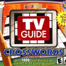 TV Guide CROSSWORDS PC-CD Windows 98/ME/2K/XP - NEW in SLV