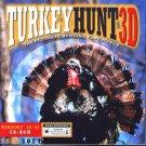 TURKEY HUNT 3D CD-ROM for Windows - New in Sleeve