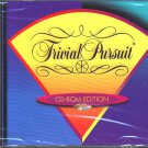 Trivia Pursuit CD-ROM for Windows 3.1/95/98 - NEW in Jewel Case