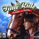 Time To Ride: Saddles & Stables PC-CD for Windows - NEW in SLEEVE