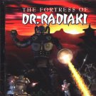 The Fortress of Dr. Radiaki PC CD-ROM for DOS - NEW in SLV