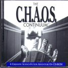 The C.H.A.O.S. Continuum PC CD-ROM for Windows - NEW Sealed JC