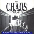The C.H.A.O.S. Continuum CD-ROM for Windows - New in SLEEVE