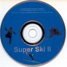 Super Ski II PC CD-ROM for Windows - NEW in SLV