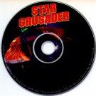 STAR CRUSADER CD-ROM for DOS - NEW in SLV