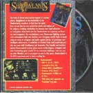 SHADOWLANDS PC-CD for DOS - NEW in SLEEVE