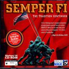 Semper Fi The Tradition Continues CD-ROM for Win95 - NEW in SLEEVE