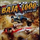 SCORE International Baja 1000 DVD-ROM for Windows XP/Vista - NEW in SLEEVE