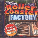 Roller Coaster Factory PC-CD for Windows 95/98 - NEW in SLV