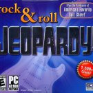 Rock & Roll Jeopardy! PC CD-ROM for Windows - NEW in SLV