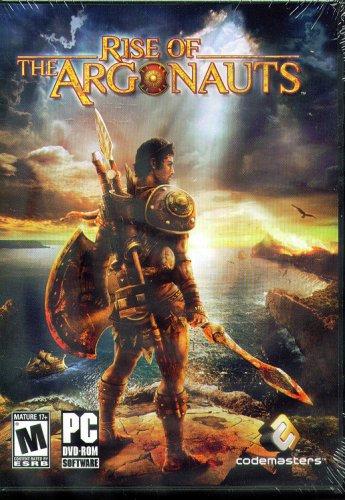 Rise of the Argonauts PC-DVD XP/Vista - NEW Sealed