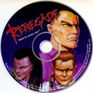 RENEGADE: Battle for Jacob's Star CD-ROM for DOS - NEW in SLEEVE