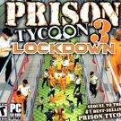 Prison Tycoon 3: LOCKDOWN PC-CD for Windows XP/Vista - NEW in SLV
