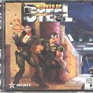 NERVES OF STEEL PC CD-ROM for DOS - NEW in SLV