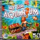 My SIM Aquarium (Create Your Own Ultimate Fish Habitat) PC-DVD - NEW in SLV