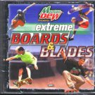 Mountain Dew: extreme Boards & Blades PC-CD Windows 95/98/ME/XP - NEW in JC