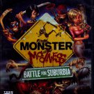 Monster Madness: Battle for Suburbia PC-DVD XP/Vista - NEW in SLV