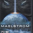 MAELSTROM: The Battle For Earth Begins PC DVD-ROM for XP - NEW in DVD BOX