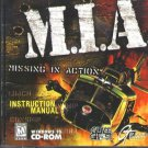 M.I.A. (Missin In Action) 2 CDs for Windows 95/98/Me/XP - NEW in SLEEVE