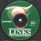 Links - The Challenge of Golf PC-CD for DOS - NEW in SLEEVE