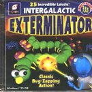 Intergalactic Exterminator PC-CD for Windows 95/98/Me/XP - NEW in SLV
