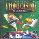 Howard Marks VIDEO CASINO GAMES CD-ROM for Windows - New in SLV