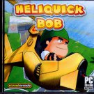 HeliQuick Bob PC CD-ROM for Windows 98/Me/XP - NEW IN SLEEVE