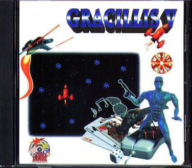 Gracillis V PC-CD for Windows 3.1/95/98 - New in SLV