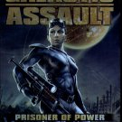 GALACTIC ASSAULT: Prisoner of Power PC-DVD - NEW in SLEEVE