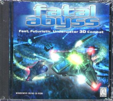 Fatal Abyss PC CD-ROM for Windows 95/98 - NEW in Sealed JC