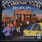 EXTREME TAXI - Berlin PC-CD-ROM for Windows - NEW in SLV
