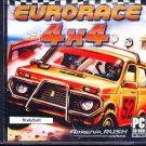 EuroRace 4X4 PC CD-ROM Windows 98/ME/XP - New in SLV