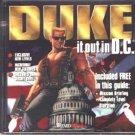DUKE it out in D.C. CD-ROM for DOS - NEW in SLV