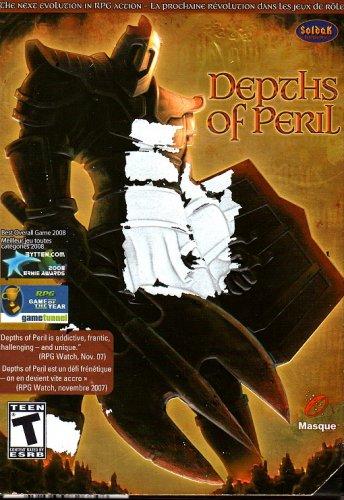 Depths of Peril PC-CD-ROM RPG Game - NEW in SLV