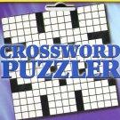 Crossword PUZZLER PC CD-ROM for Windows 3.1/95/98 - NEW in SLV