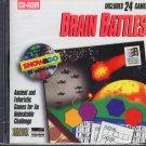 Brain Battles CD-ROM Games for Windows - NEW in SLEEVE