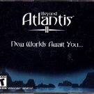Beyond Atlantis II: The New World (3CDs) for Windows 98/ME/XP - NEW in SLEEVE