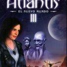 ATLANTIS III: El Nuevo Mundo (Spanish) PC CD-ROM - NEW in BOX