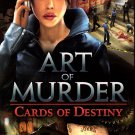 Art of Murder: Cards of Destiny PC-DVD-ROM - NEW in SLV