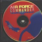 Air Force Commander CD-ROM for DOS - NEW in Sleeve