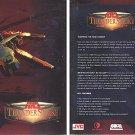 AH-3 Thunderstrike PC CD-ROM for DOS - NEW in SLV